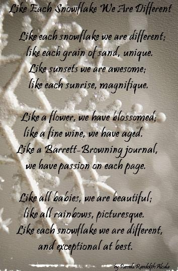 22 Best Images About Poems On Pinterest Snowflakes
