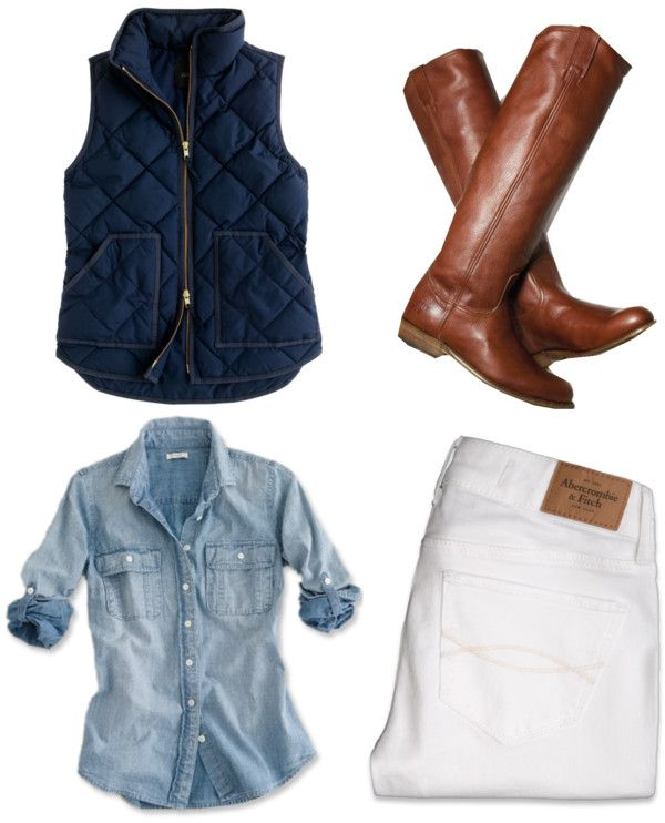 """""""OOTD"""" by southernbelle  liked on Polyvore"""