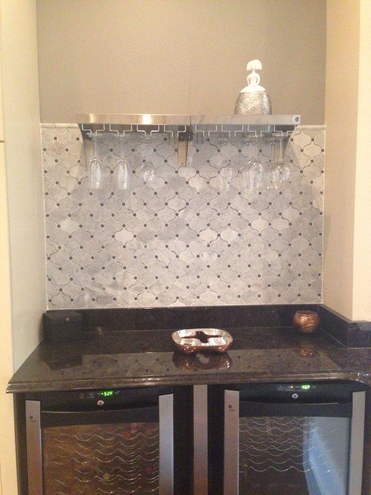 Shop 4 X 12 Highland Arabian Carrera Polished Marble Tile
