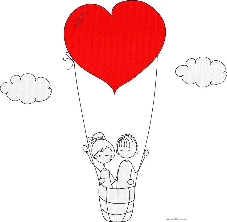 17 Melhores Ideias Sobre Casal Apaixonado Desenho No