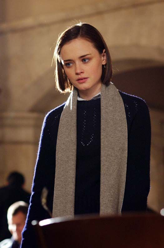 25 Best Ideas About Rory Gilmore Hair On Pinterest
