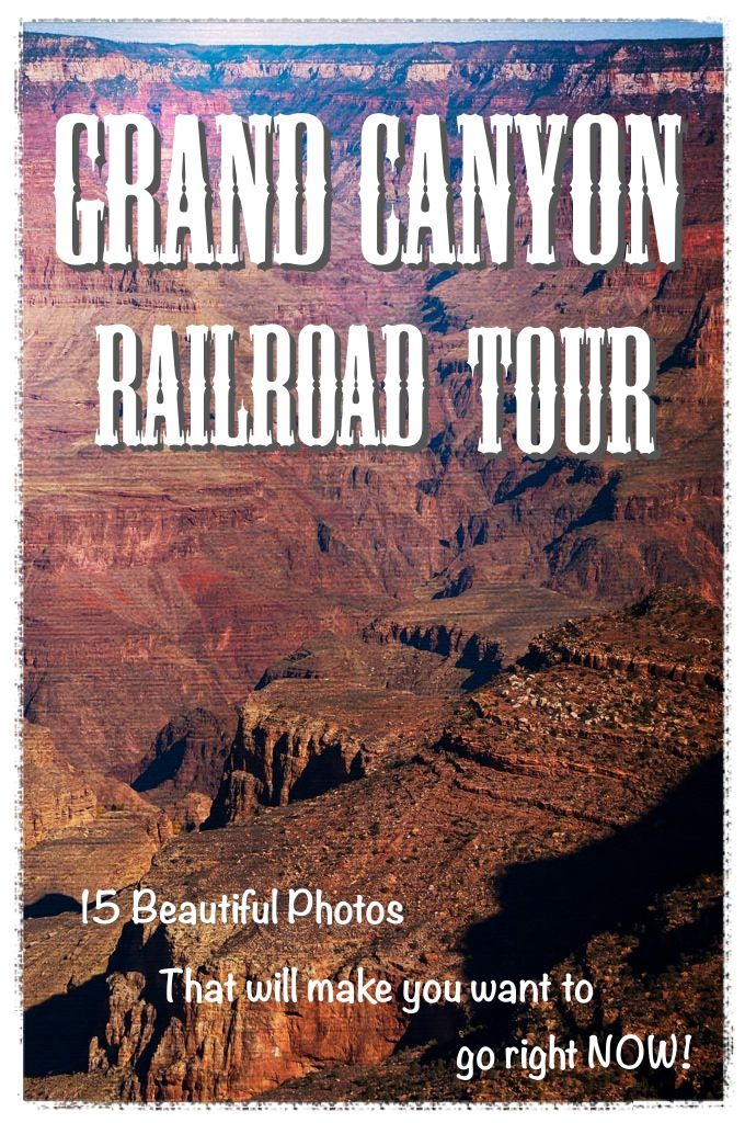 15 beautiful photos of the Grand Canyon from a historical train tour. Have you ever been to the