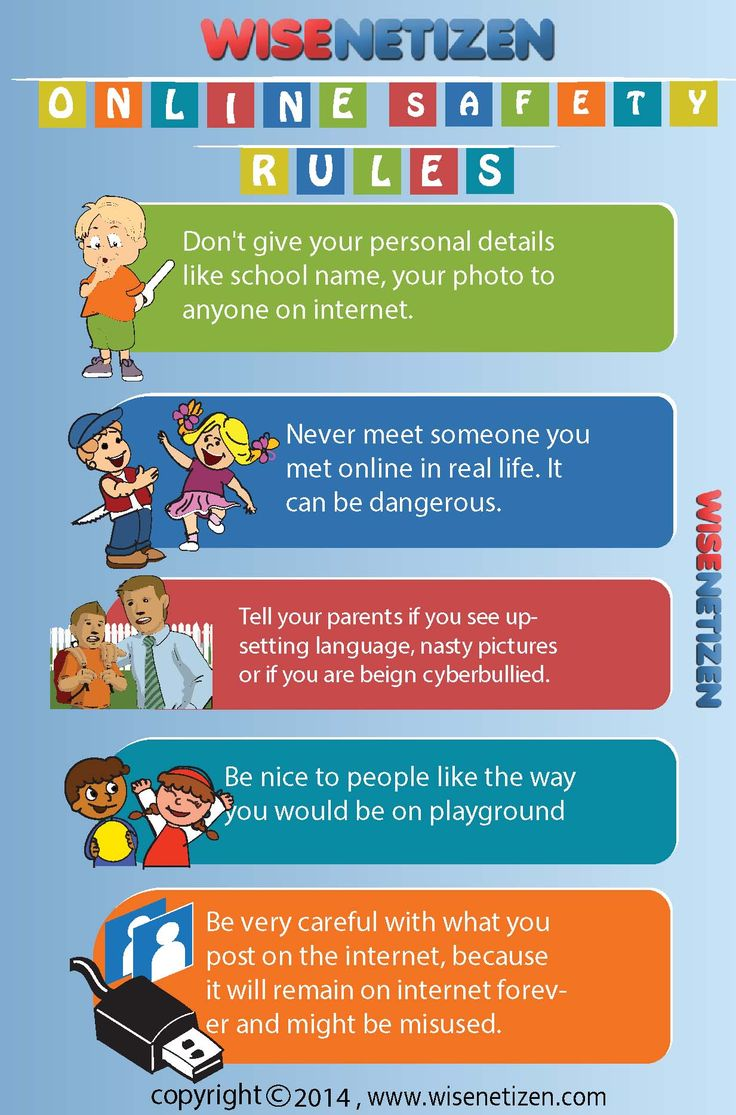 Take a look at our first Esafety poster. Posters are a