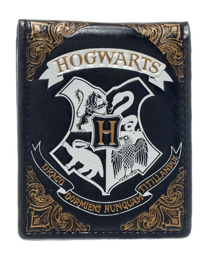 Billetera logo casa Hogwarts Harry Potter Logos