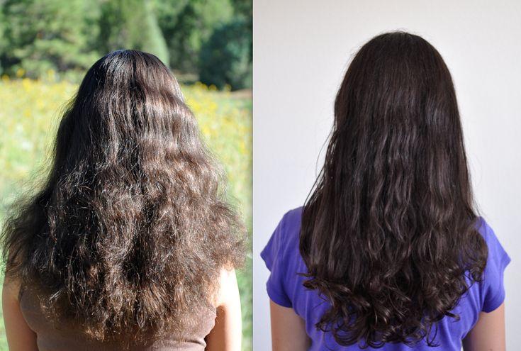 Mom On A Mission Natural Anti Frizz Hair Serum Hair