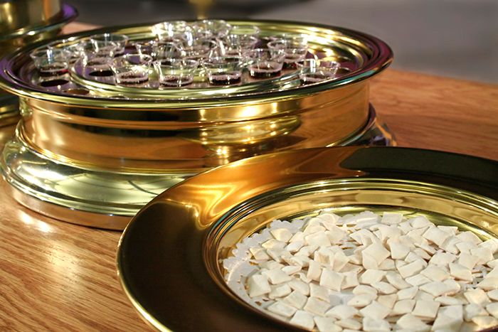 Church American Art Communion Clip Holy African