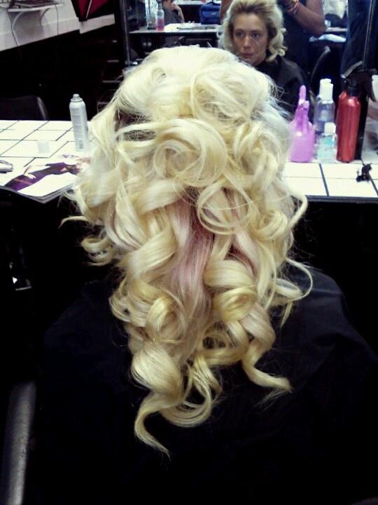 Big Barrel Curls Hair Kulture Pinterest Big Barrel