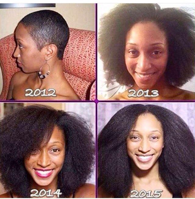 Mscatrin Hair Growth Journey Healthy Hair Journey