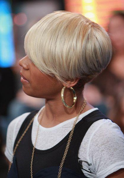 Short Haircut Of Keyshia Cole Short Hair Dont Care