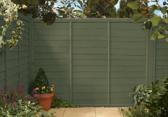 Herb Garden Ideas Fence