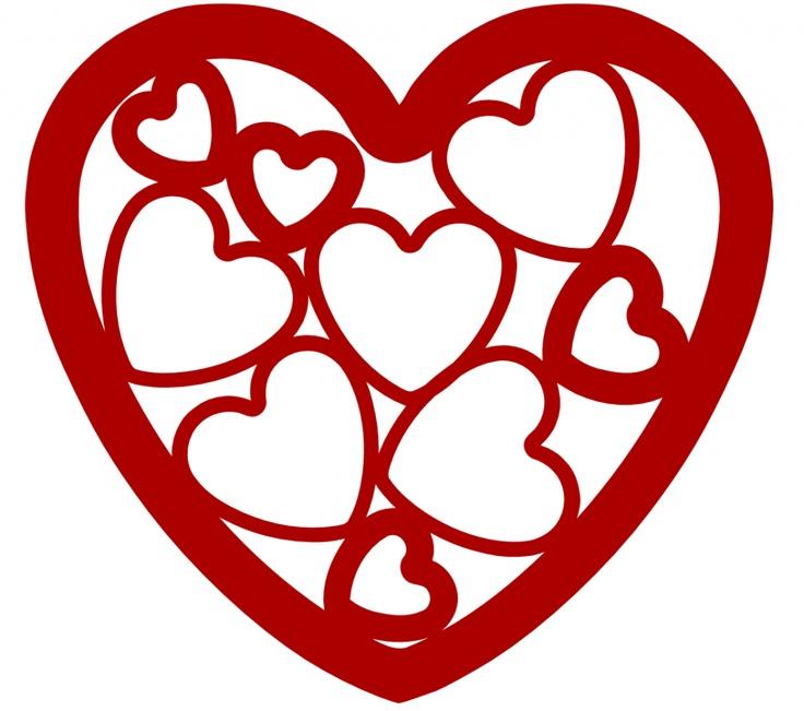 Embedded heart svg Heart