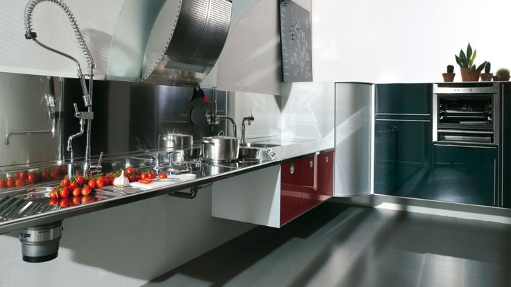 Google Search. Stainless Kitchen With Sink And Cooktop
