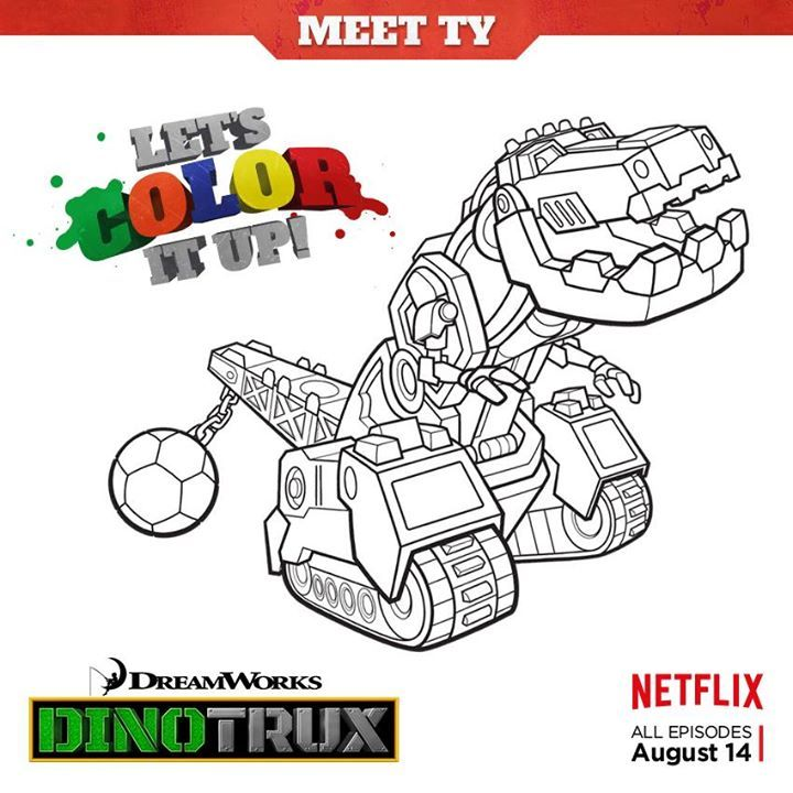 best images about dinotrux resources printables and