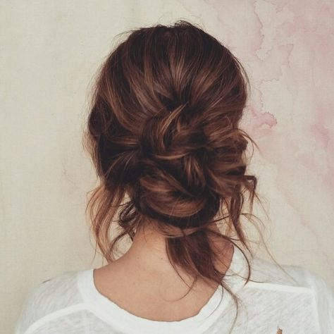 25 best ideas about low loose buns on pinterest low updo loose bun hairstyles and hair updo
