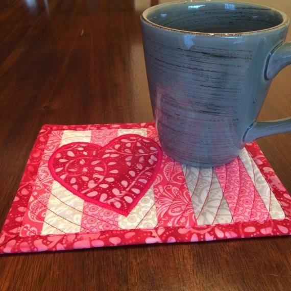 1000 Ideas About Mug Rug Patterns On Pinterest Mug Rugs