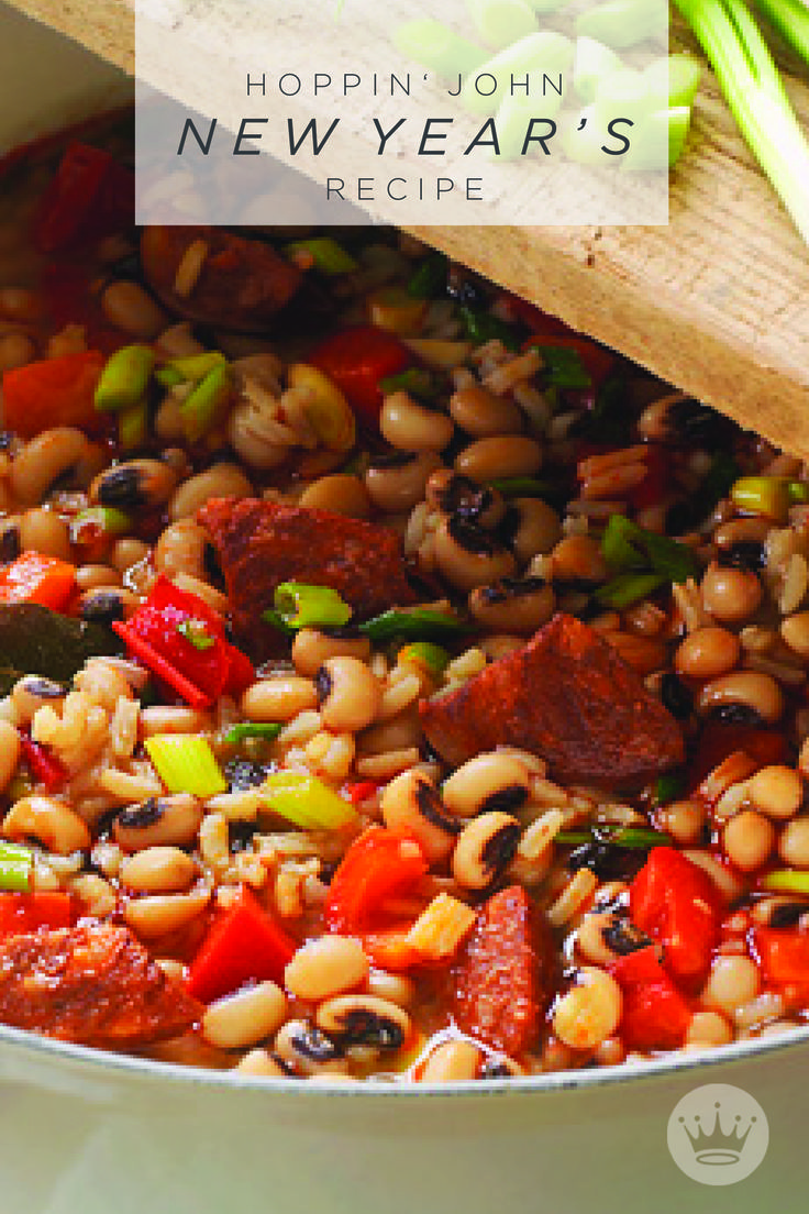 Check out Hoppin' John. It's so easy to make