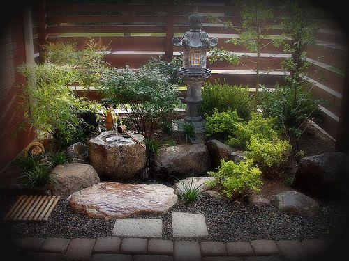 Jardinzinho Japons Japanese Litle Gardem By