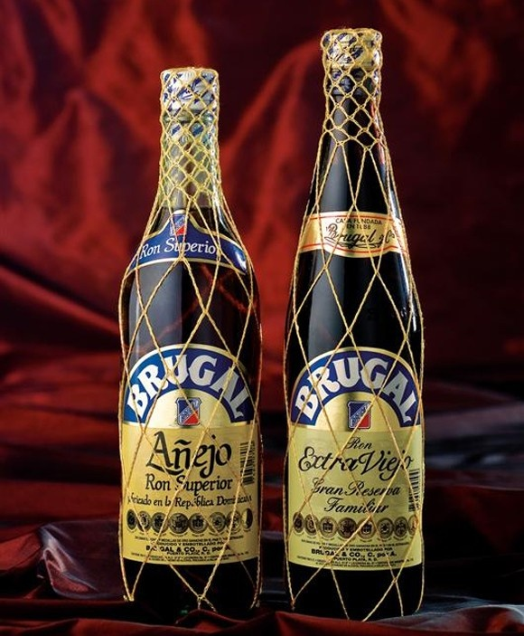 Brugal (Dominican Rum) This reminds me so much of