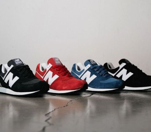 ニューバランスM576(Newbalance) by pinterest