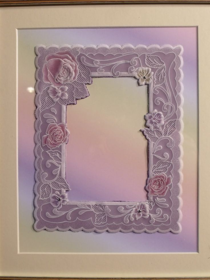179 Best Images About Pergamano Paper Lace On Pinterest