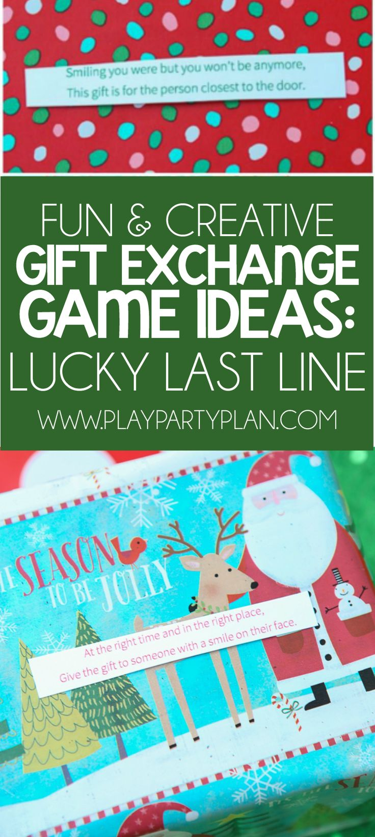 Creative Ideas For Family Gift Exchange picture gallery