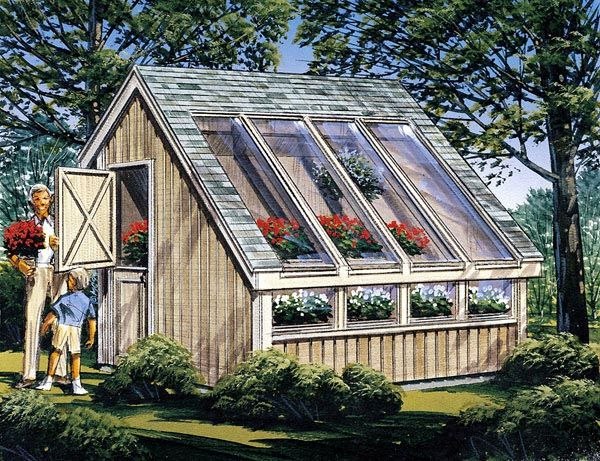 1000 Images About Greenhouse Plans On Pinterest