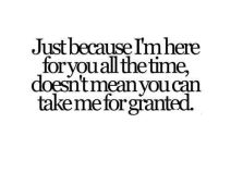 Image result for dnt take a big heart for granted