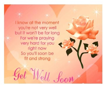 Get Well Soon Messages Get Well Soon And Get Well On Pinterest