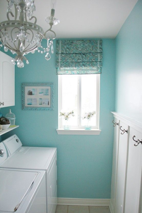 Best 25 Turquoise Laundry Rooms Ideas Only On Pinterest
