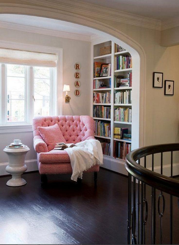 81 Cozy Home Library Interior Ideas Interiors