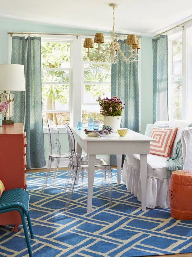 17 Best Ideas About Cottage Dining Rooms On Pinterest