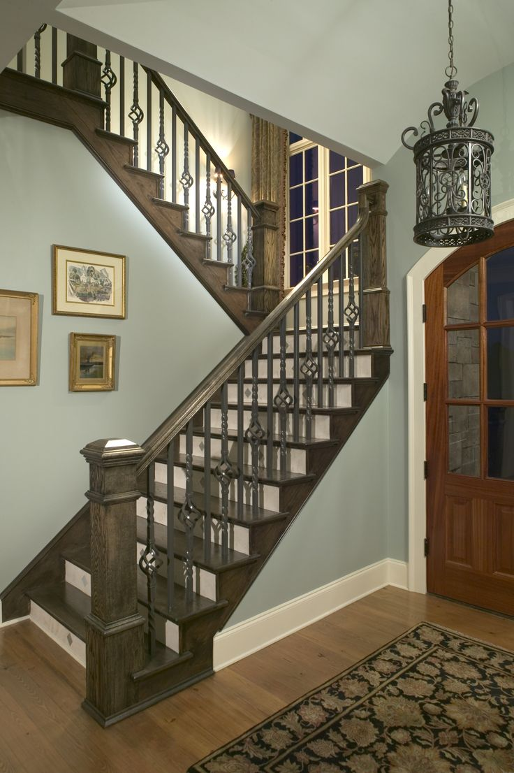 52 Best Images About Staircase Ideas On Pinterest Iron
