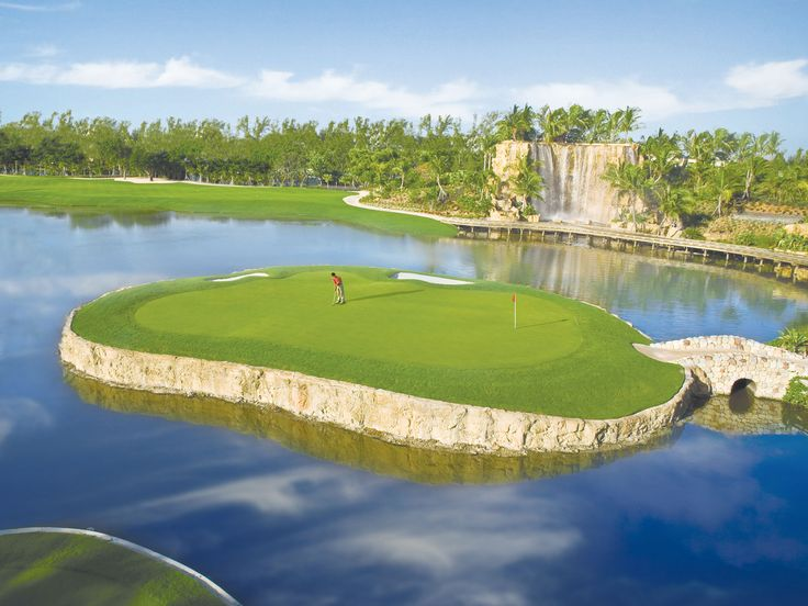 Image result for Golf Vacations in Mexico public domain