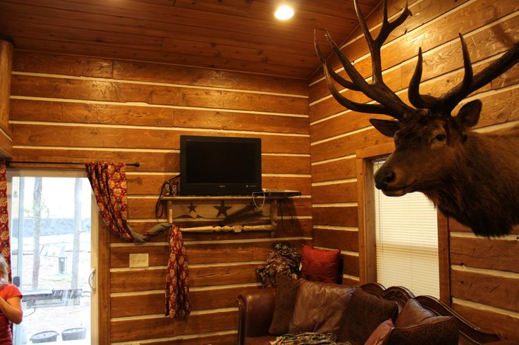This Is A 1x10 Channel Rustic Cedar Siding This Is Also