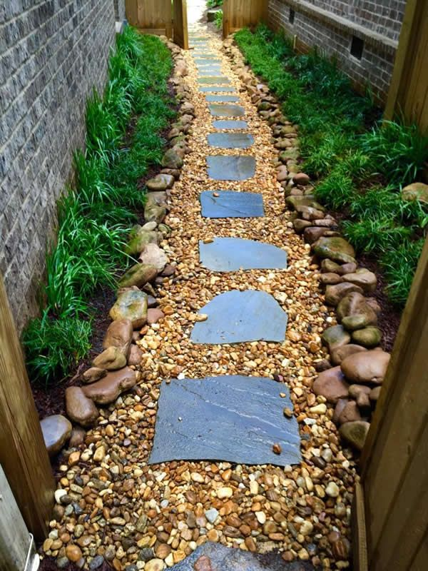 Drainage Walkways Shady Grove Landscape Company