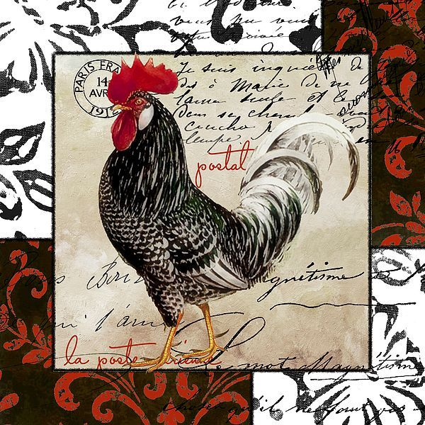 17 Best Images About Roosters On Pinterest Chicken Art