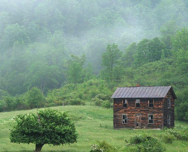 Old West Virginia Farmstead South Southern Farm