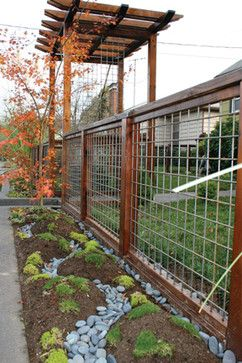 Custom Fence Design Ideas Pictures Remodel And Decor