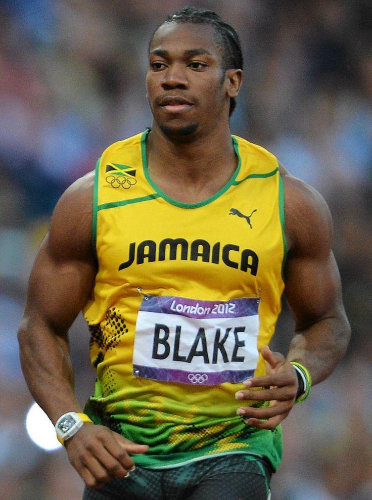 Yohan Blake 100m; 9.69 Jaimaca Track & Field