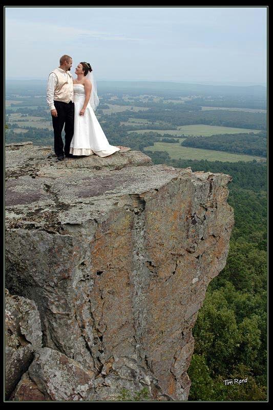Petit Jean Mountain Wedding Arkansas Fun Wedding Stuff