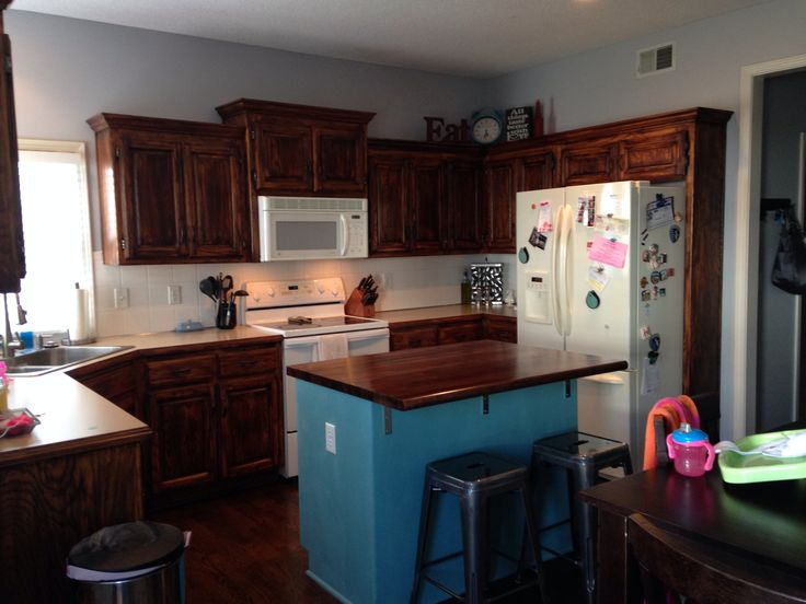 17 Best Images About Java Jel Stain For Cabinets On