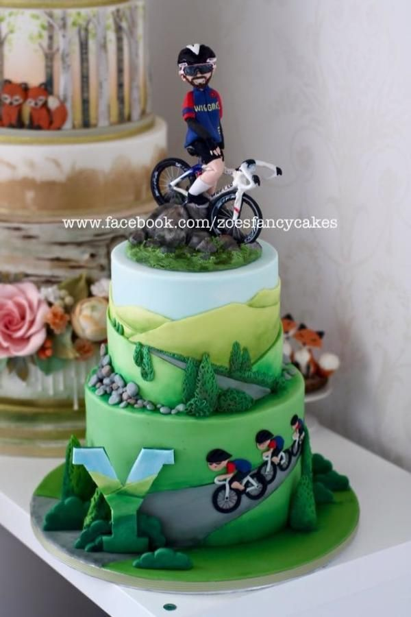25 Best Ideas About Bicycle Cake On Pinterest Ak Parts