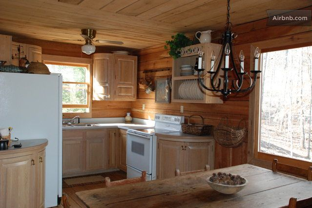 416 Kitchen Southern Living Cottage Pinterest Deer Cabin And Lakes