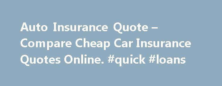 Image Result For Quick And Cheap Car Insurance