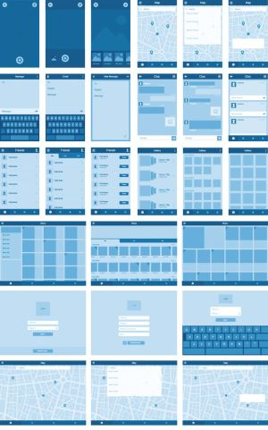 17 Best images about UIUX | Wireframes & User Flows on Pinterest | App design, Behance and