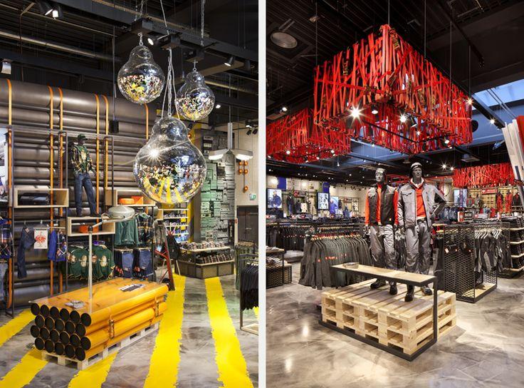 Engelbert Strauss Work Wear Store / Bergkirchen / Germany