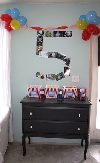 I have a boy turning 5 in a couple weeks… love the numbers from pictures!