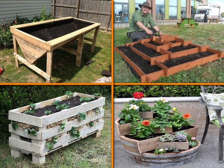30 Stunning LowBudget DIY Garden Pots and Containers