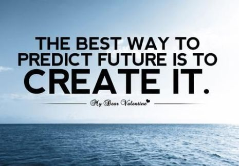 Image result for quote about the future