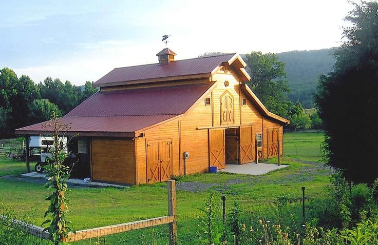 Barn Pros Teton 36 In Dalton Georgia Barn Homes